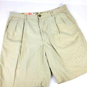 Tommy Bahama Silk Blend Shorts